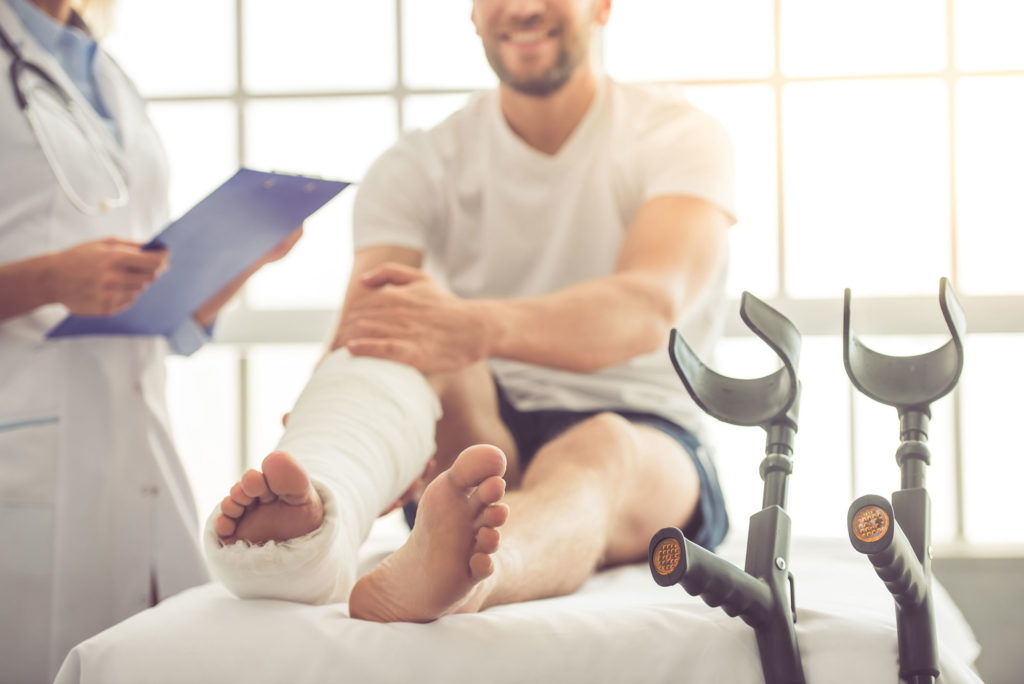 Young Adult Accident Injuries